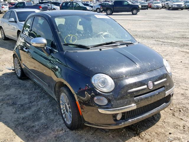 click here to view 2013 FIAT 500 LOUNGE at IBIDSAFELY