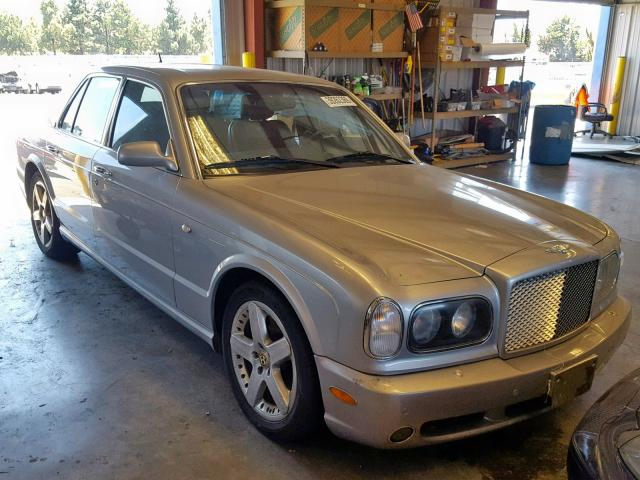 click here to view 2003 BENTLEY ARNAGE T at IBIDSAFELY