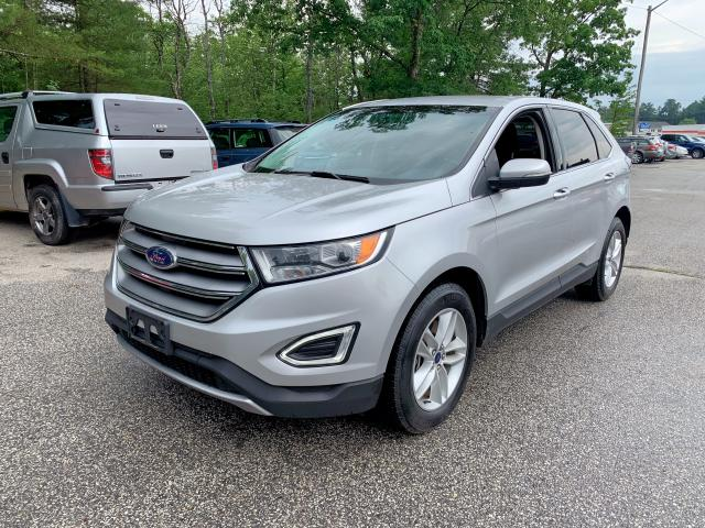 2016 Ford Edge Sel 2.0L