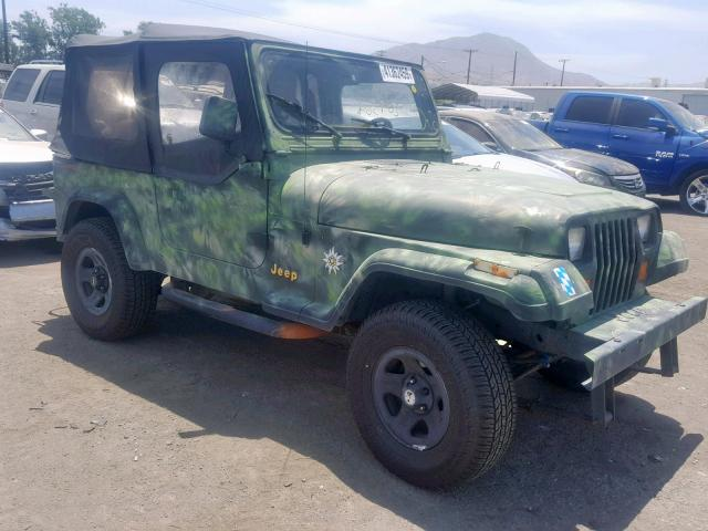 click here to view 1995 JEEP WRANGLER / at IBIDSAFELY