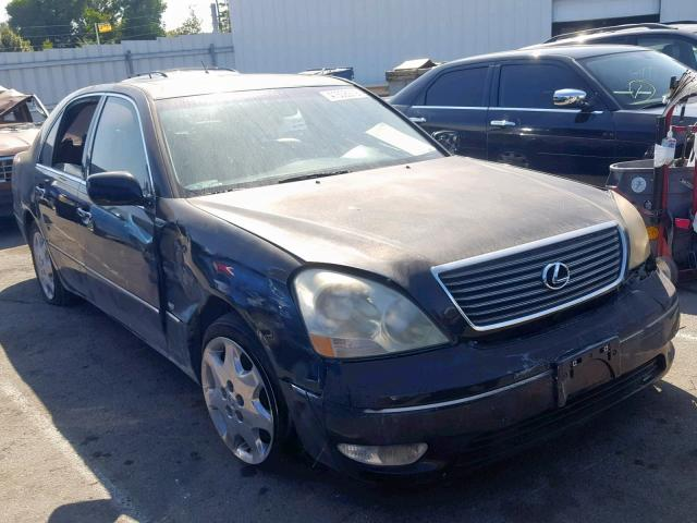 click here to view 2001 LEXUS LS 430 at IBIDSAFELY