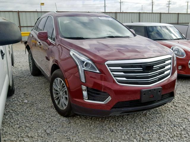 click here to view 2017 CADILLAC XT5 LUXURY at IBIDSAFELY