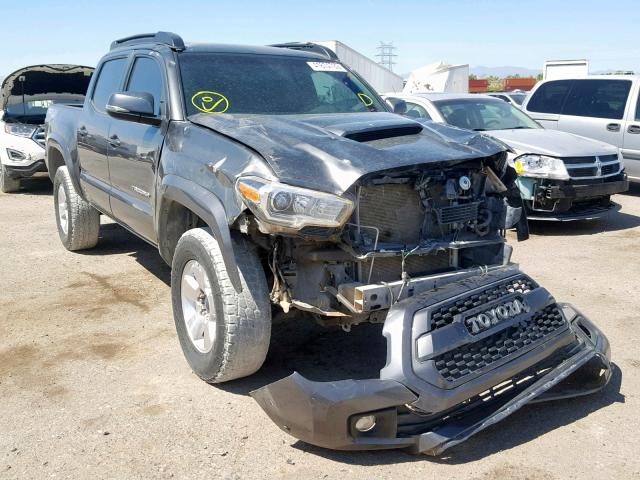 click here to view 2016 TOYOTA TACOMA DOU at IBIDSAFELY