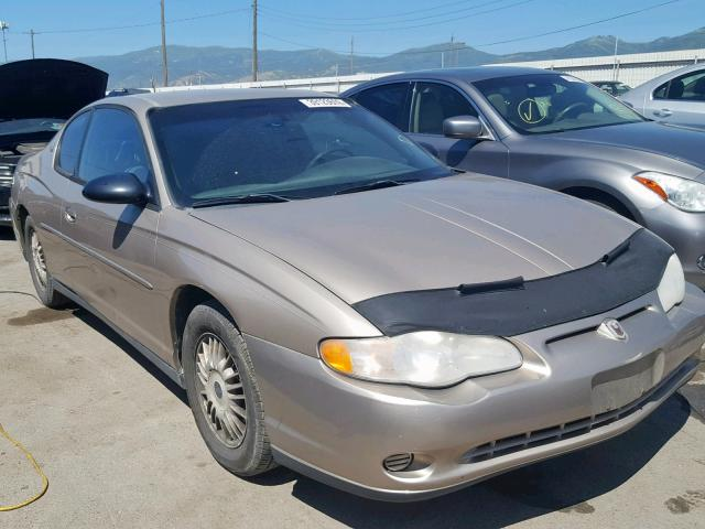 click here to view 2002 CHEVROLET MONTE CARL at IBIDSAFELY