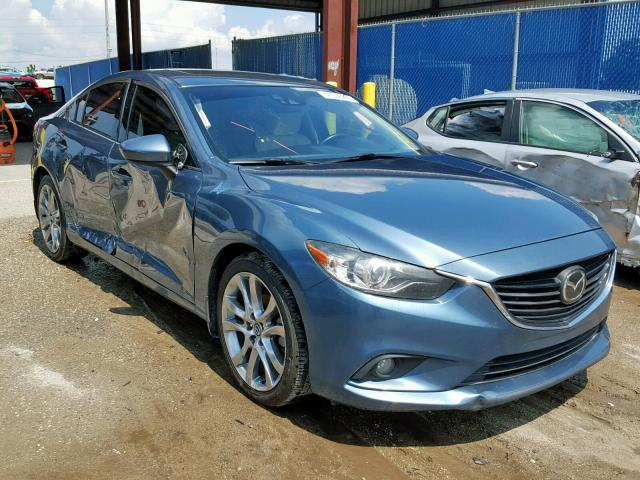 2014 MAZDA 6 GRAND TOURING Photos | FL - TAMPA SOUTH - Salvage Car