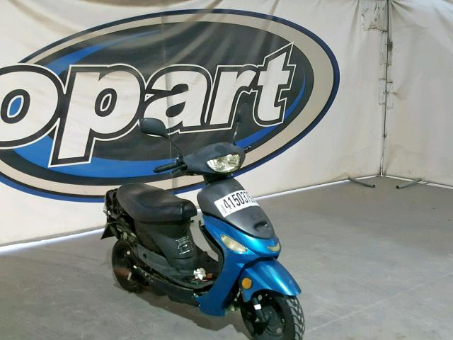 Taotao Vehiculos salvage en venta: 2015 Taotao Moped