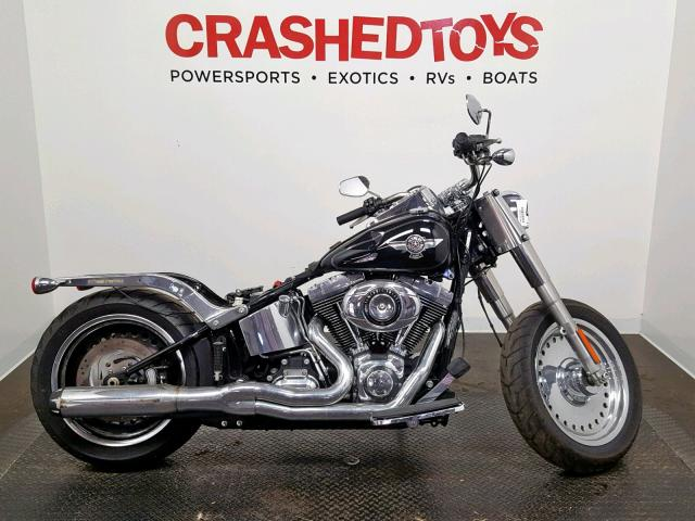 click here to view 2014 HARLEY-DAVIDSON FLSTF FATB at IBIDSAFELY