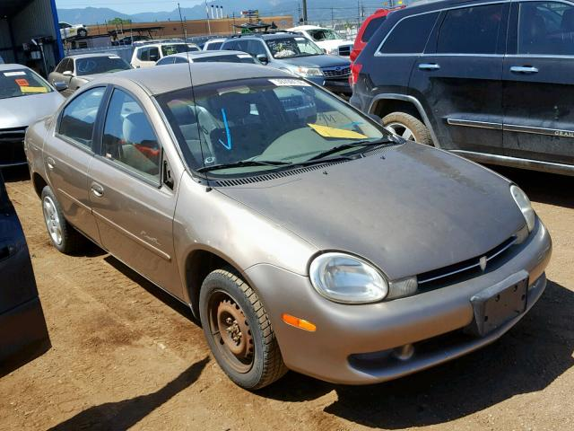 click here to view 2000 PLYMOUTH NEON BASE at IBIDSAFELY