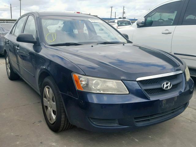 2006 Hyundai Sonata Gl 2 4l 4 For Sale In Grand Prairie Tx Lot 41211059