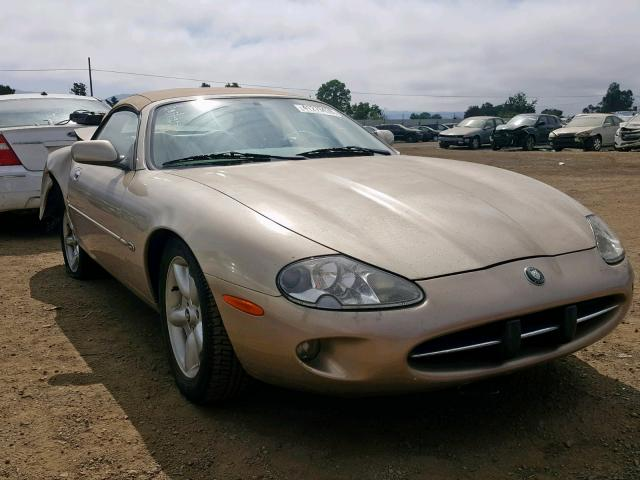 click here to view 1998 JAGUAR XK8 at IBIDSAFELY