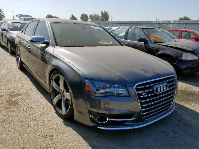 click here to view 2014 AUDI S8 QUATTRO at IBIDSAFELY