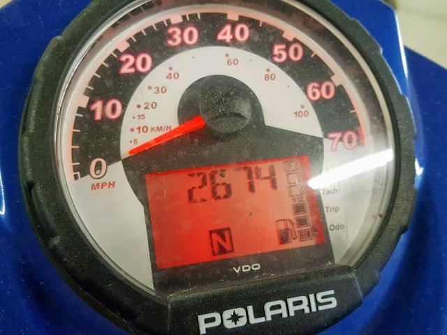 2008 POLARIS SPORTSMAN 500 EFI Photos   MN - ST  CLOUD