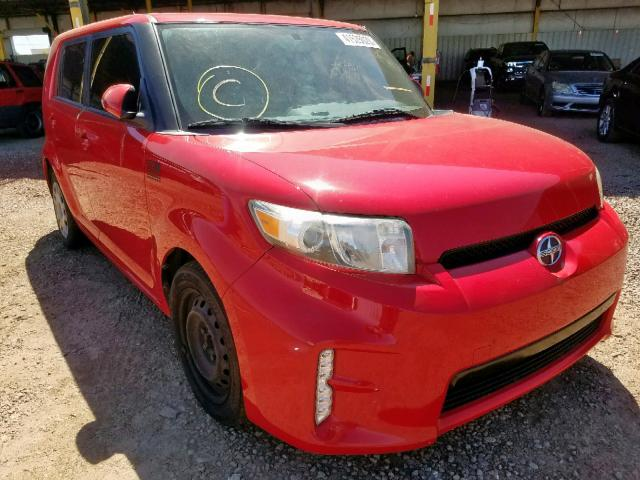 click here to view 2014 TOYOTA SCION XB at IBIDSAFELY