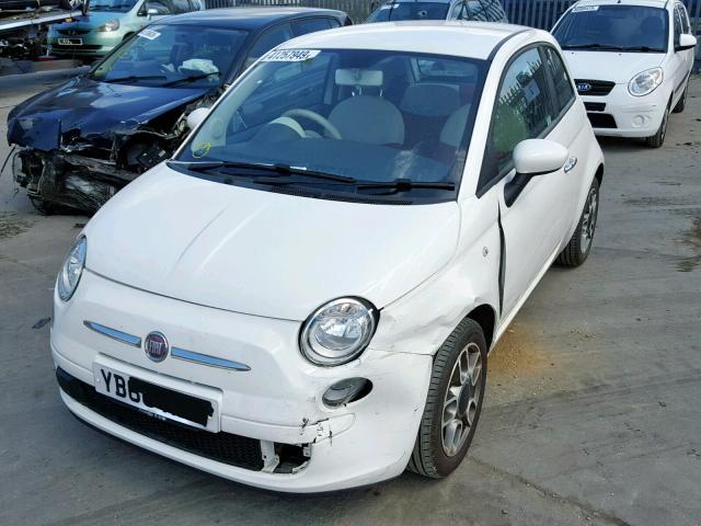FIAT 500 POP - 2011 rok
