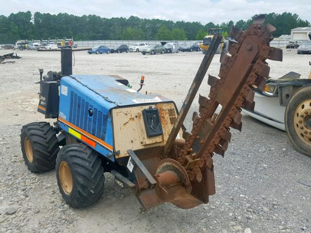 2002 Ditch Witch Trencher in MS - Jackson (4V0149) for Sale