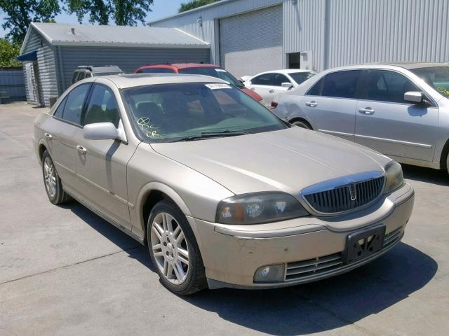 click here to view 2004 LINCOLN LS at IBIDSAFELY
