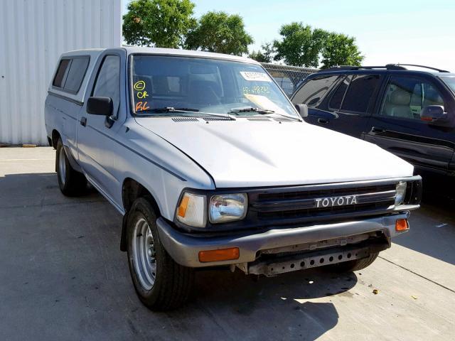 1989 Toyota Pickup 1/2 2 4L 4 for Sale in Sacramento CA - Lot: 41534289