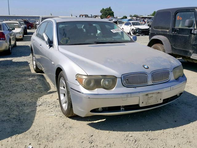 click here to view 2002 BMW 745 LI at IBIDSAFELY
