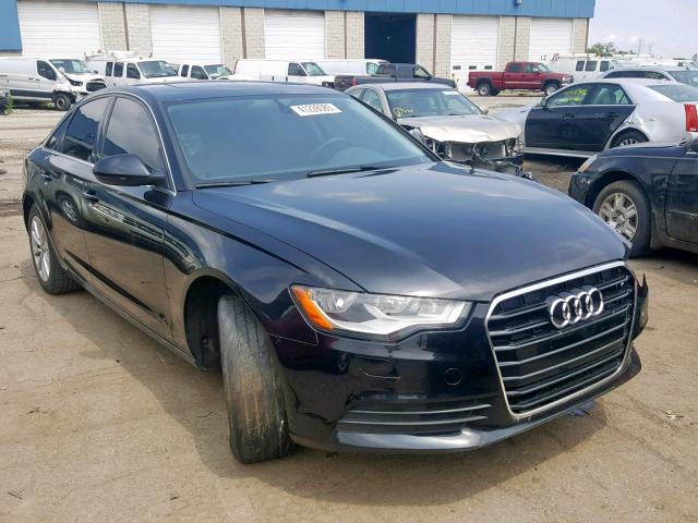 click here to view 2013 AUDI A6 PREMIUM at IBIDSAFELY