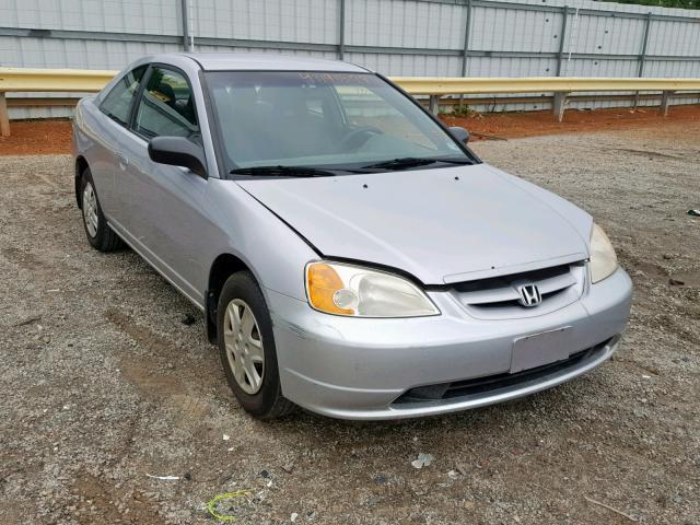 Salvage 2003 Honda CIVIC LX for sale