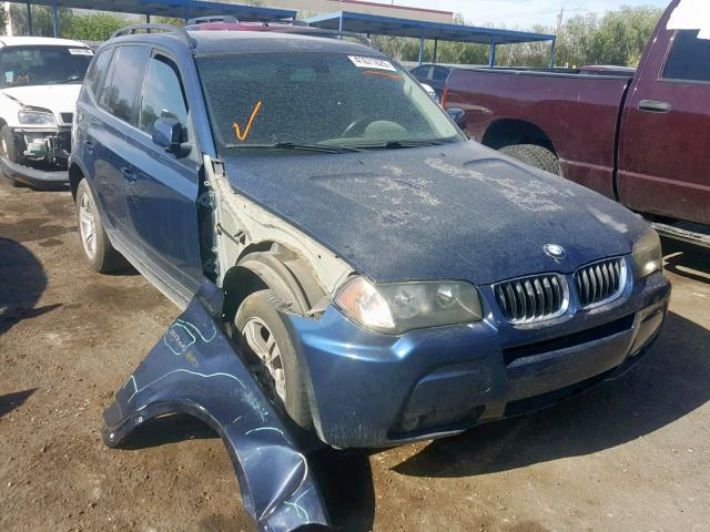 click here to view 2006 BMW X3 3.0I at IBIDSAFELY