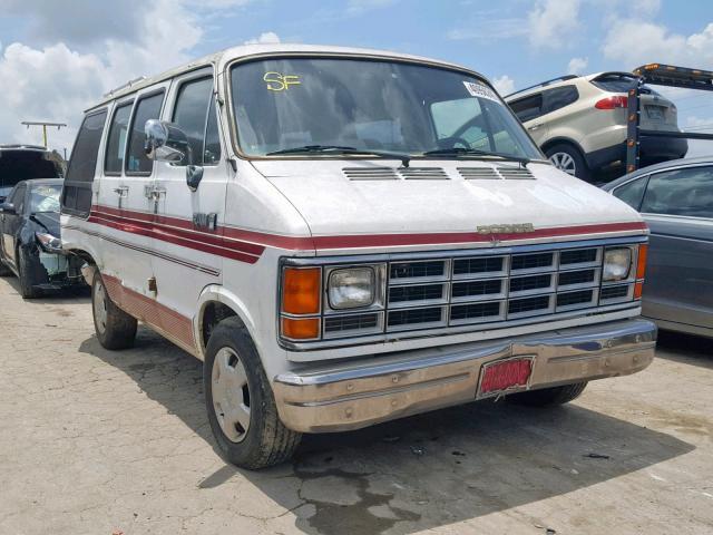 2B6GB11X3KK368799 1989 Dodge Ram Van B1 in TN