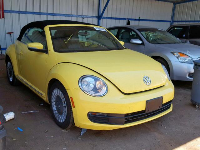 click here to view 2015 VOLKSWAGEN BEETLE 1.8 at IBIDSAFELY