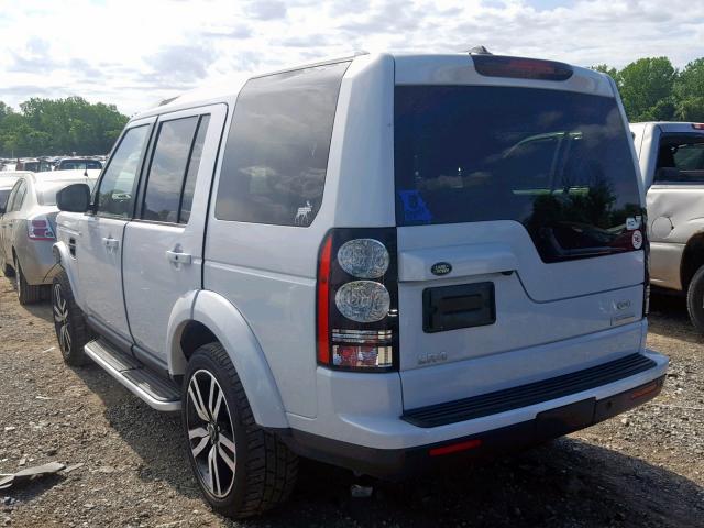 2016 Land Rover Lr4 Hse Lu 3 0L 6 for Sale in Kansas City KS - Lot: 41062459