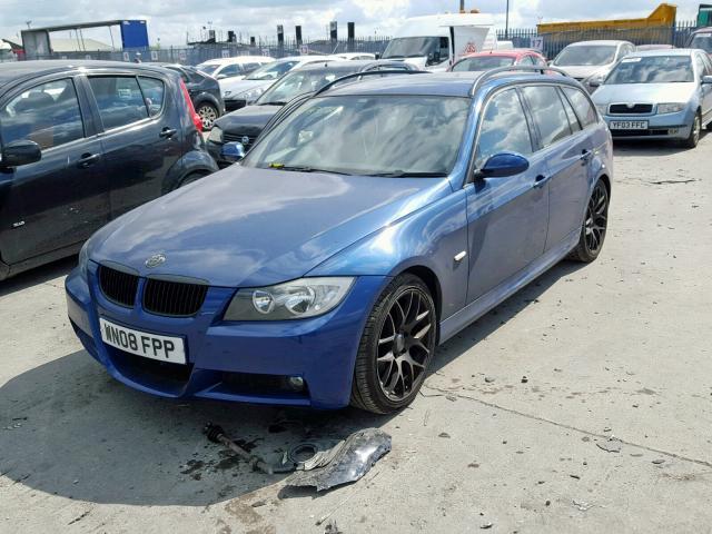 BMW 318 I M SP - 2008 rok