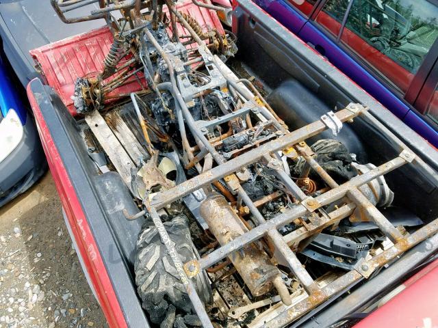 2011 ARCTIC CAT ATV Photos | QC - MONTREAL - Salvage Car