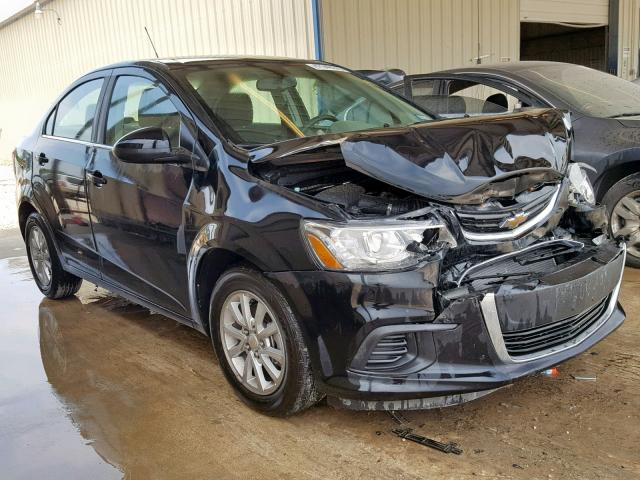 2019 Chevrolet Sonic Lt 1 4L 4 for Sale in San Antonio TX - Lot: 41346279