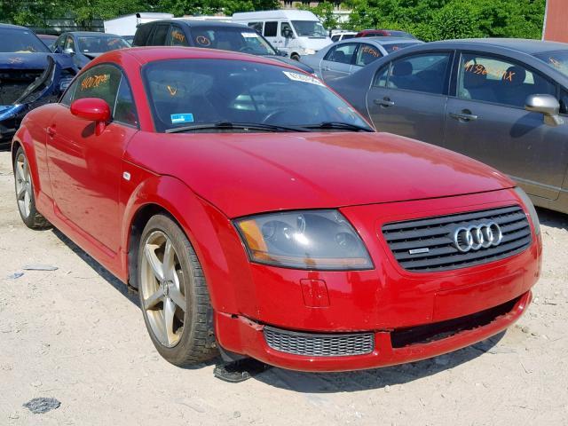 2002 Audi Tt Quattro 1.8L