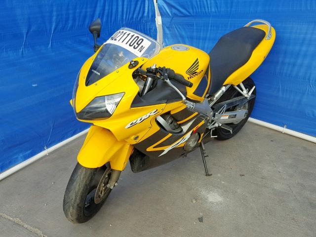 2006 Honda Cbr600 F4 4 for Sale in Dallas TX - Lot: 40211109