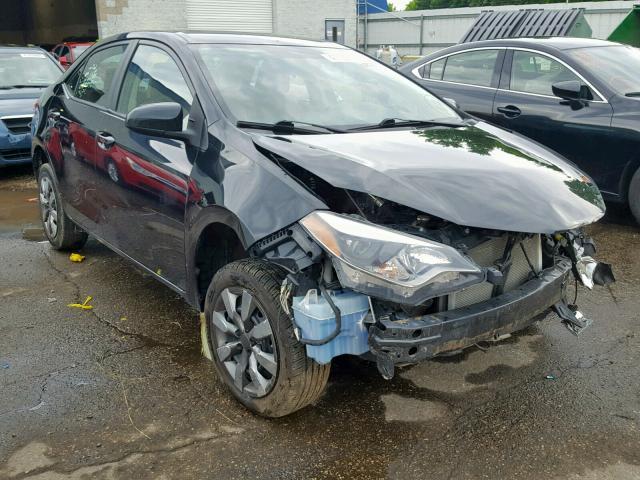 Salvage 2014 Toyota COROLLA L for sale