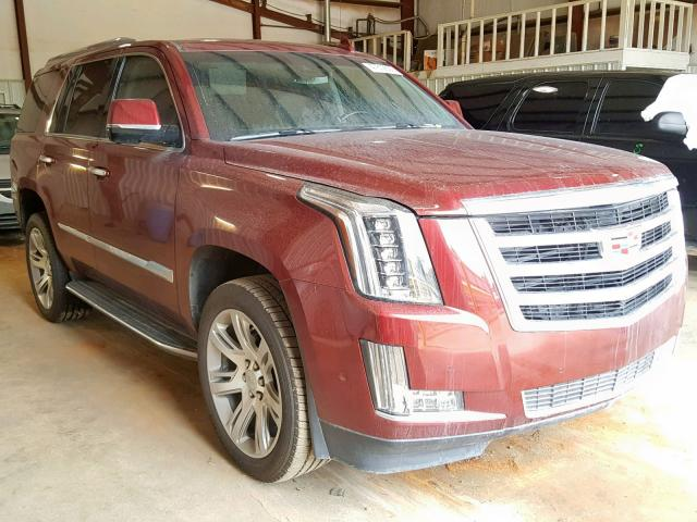 2017 Cadillac Escalade L 6 2L 8 for Sale in Longview TX - Lot: 41512629