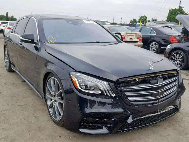 click here to view 2018 MERCEDES-BENZ S 560 at IBIDSAFELY