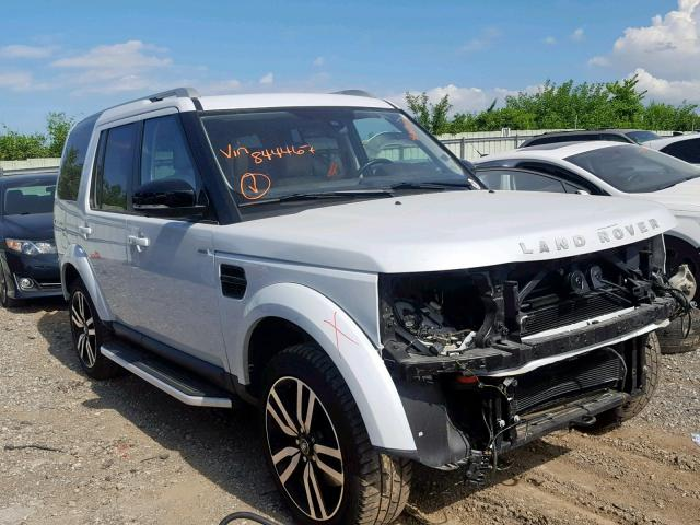 click here to view 2016 LAND ROVER LR4 HSE LU at IBIDSAFELY
