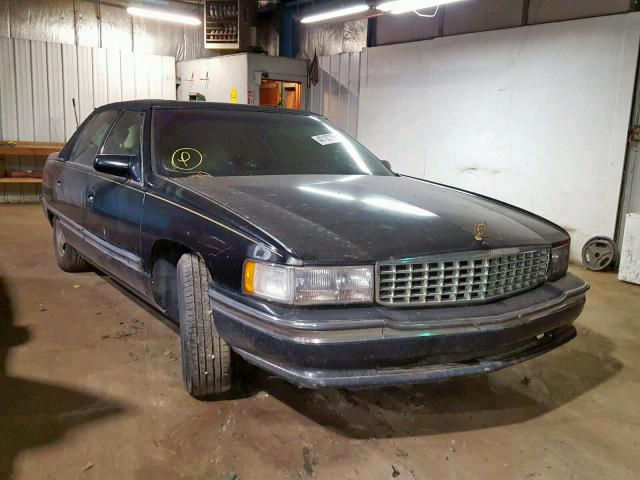 1995 Cadillac Deville >> 1995 Cadillac Deville 4 9l 8 For Sale In Hammond In Lot 41102089