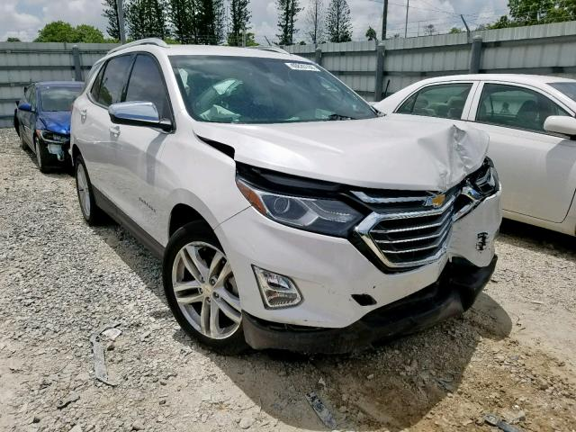 Salvage 2019 Chevrolet EQUINOX PR for sale