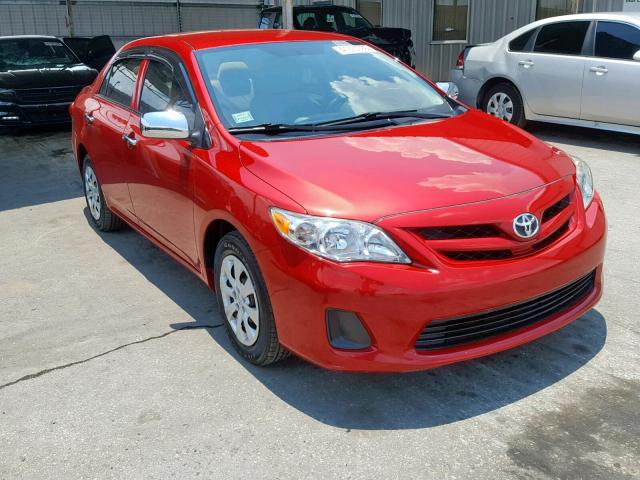 2011 TOYOTA COROLLA BASE Photos | FL - ORLANDO SOUTH - Salvage Car