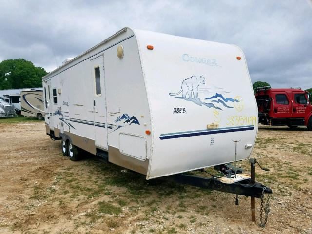 click here to view 2003 KEYSTONE COUGAR at IBIDSAFELY