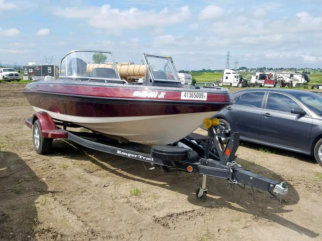 Salvage cars for sale from Copart Billings, MT: 2014 Land Rover Marine Trailer
