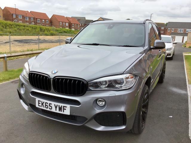 BMW X5 XDRIVE3 - 2015 rok