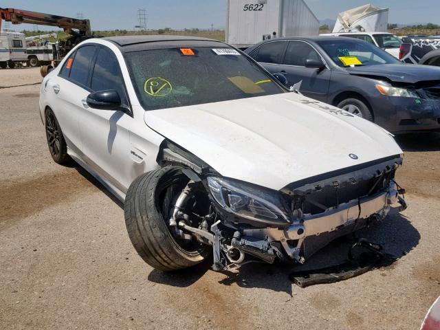 click here to view 2017 MERCEDES-BENZ C 63 AMG at IBIDSAFELY