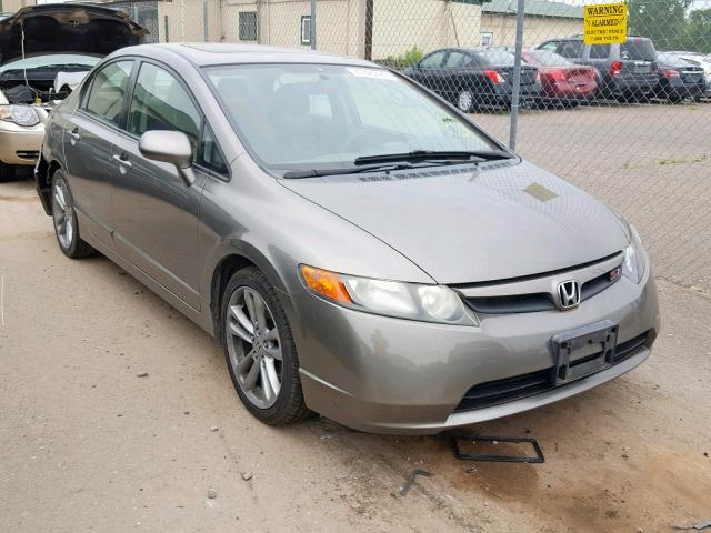 click here to view 2008 HONDA CIVIC SI at IBIDSAFELY