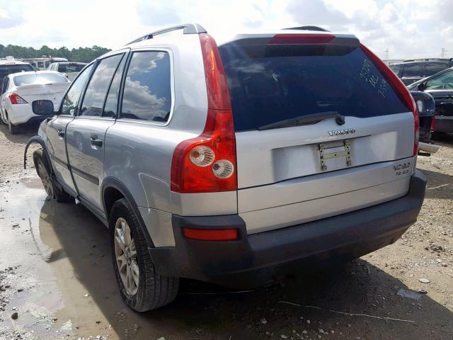 2004 Volvo Xc90 T6 2 9l 6 For Sale In Houston Tx Lot 41820469