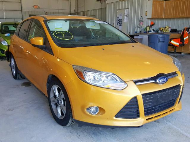 2012 Ford Focus Se 2 0l 4 In Mo Columbia 1fahp3k22cl461059