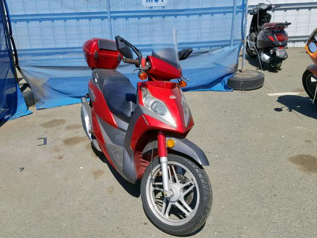 Dlr/dis/exp-ct Others-acq 2008 Yamaha Scooter For Sale in Vallejo