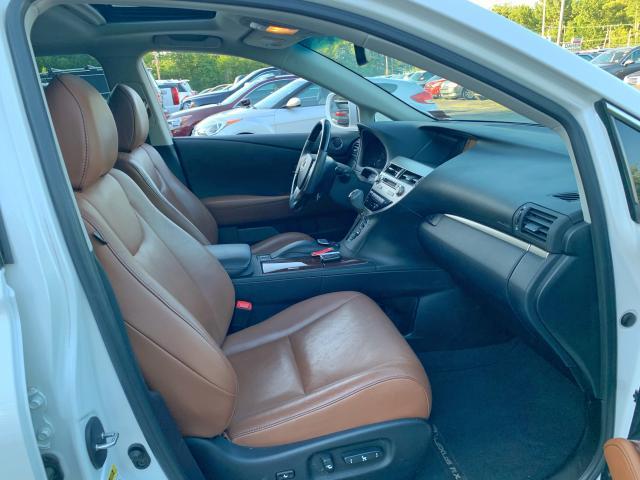 2T2BK1BA7DC162519 - 2013 Lexus Rx 350 3.5L close up View