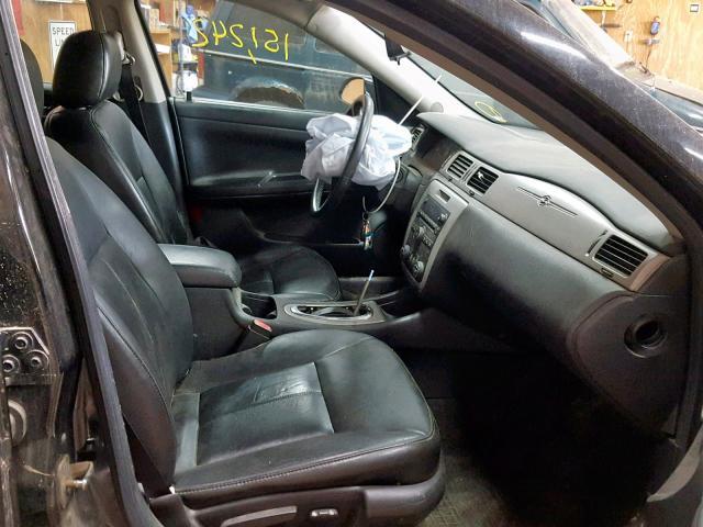 2008 Chevrolet IMPALA | Vin: 2G1WT58K081320657